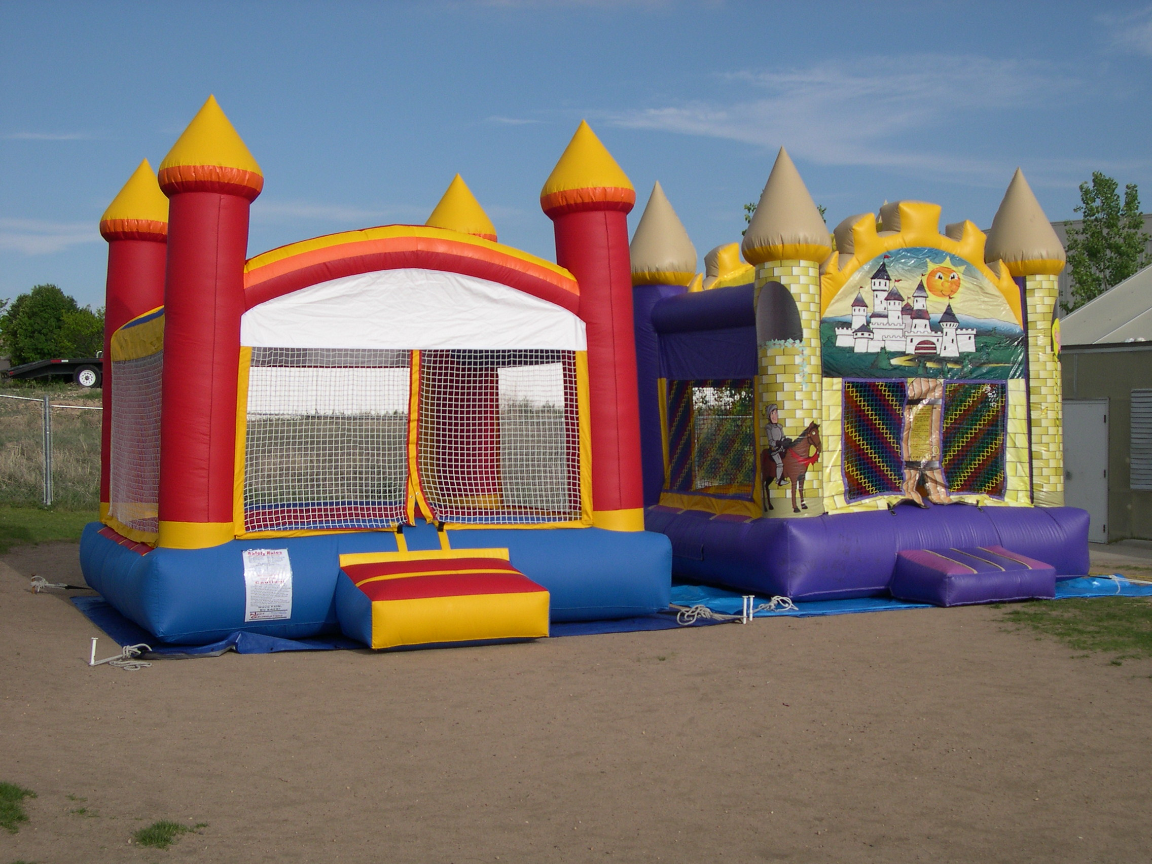 Bounce House (4 hours)