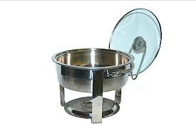 Chaffing Dish (5 qt round)
