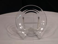 Glass Dessert Plate 7